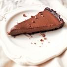 Tarta czekoladowa.