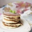 pancakes z nasionami chia