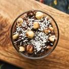śniadanie kakao chia